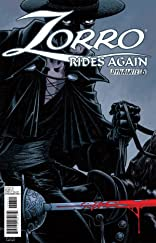 Zorro Rides Again #6