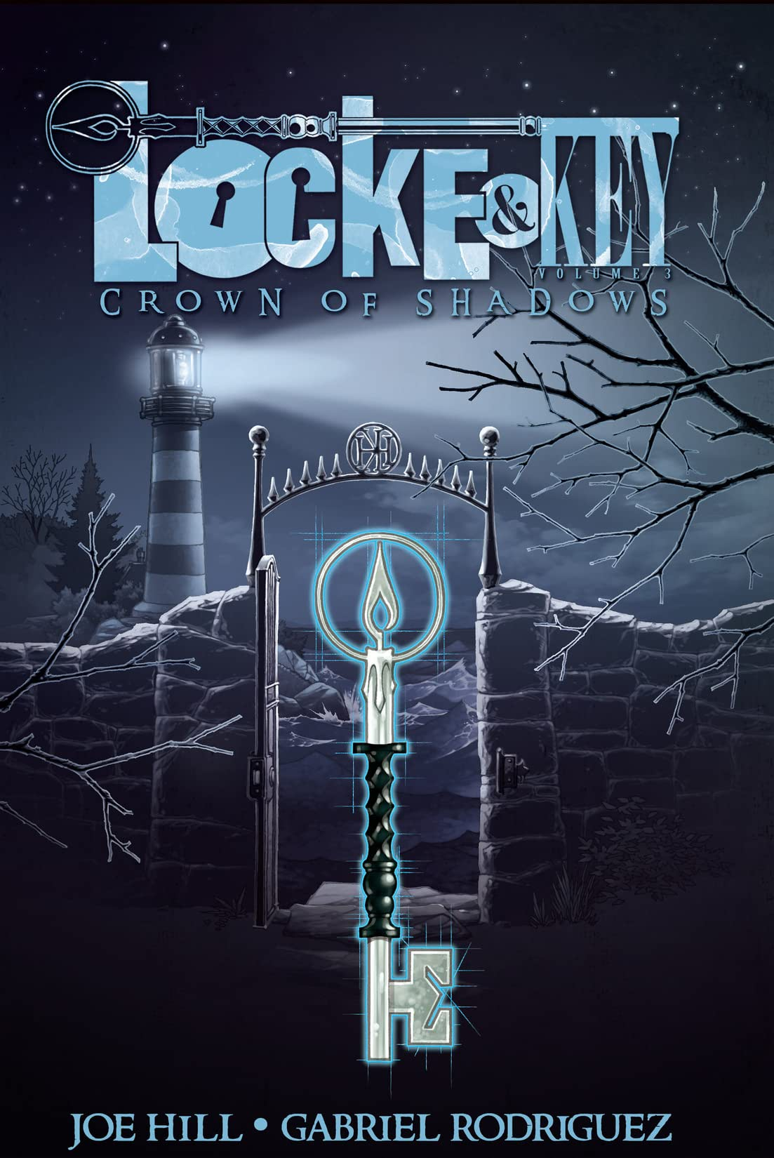 Locke & Key Tome 3: Crown of Shadows