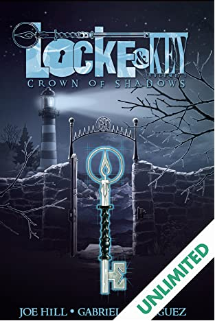 Locke & Key Vol. 3: Crown of Shadows