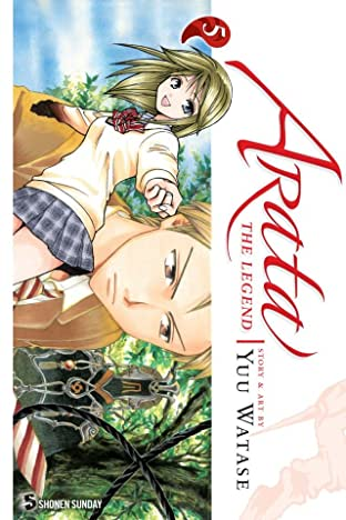 Arata: The Legend Vol. 5