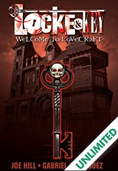 Locke & Key Vol. 1: Welcome To Lovecraft