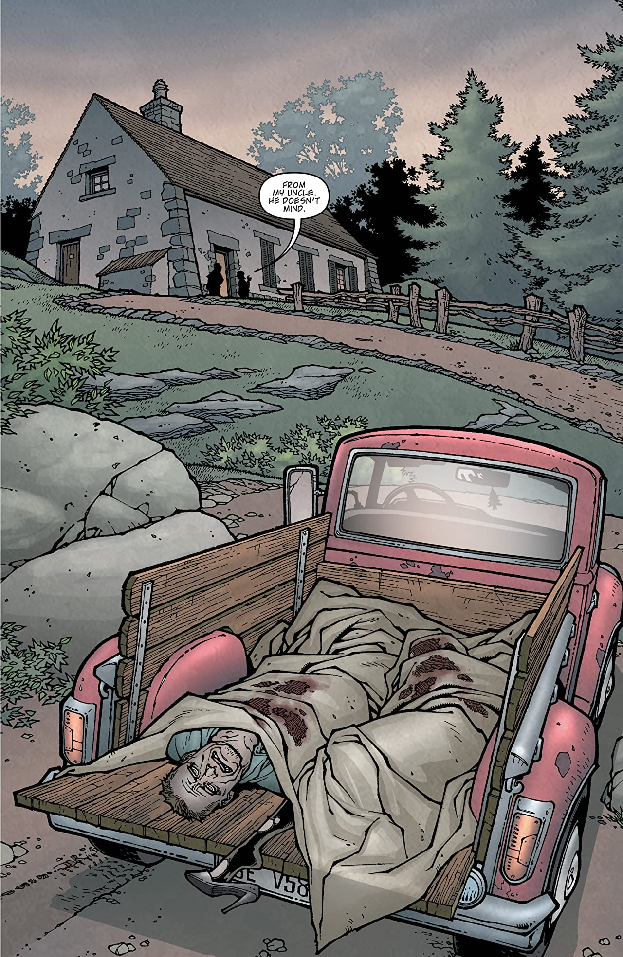 Locke & Key Vol. 1: Welcome To...