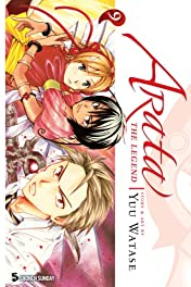 Arata: The Legend Vol. 9