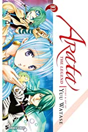 Arata: The Legend Vol. 10