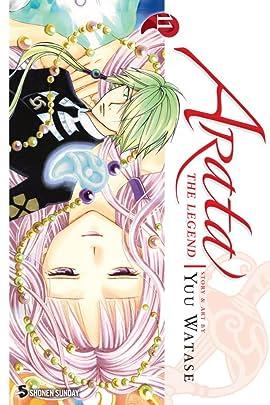 Arata: The Legend Vol. 11