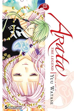 Arata: The Legend Vol. 11
