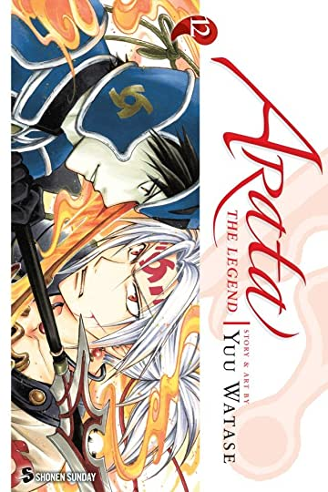 Arata: The Legend Vol. 12