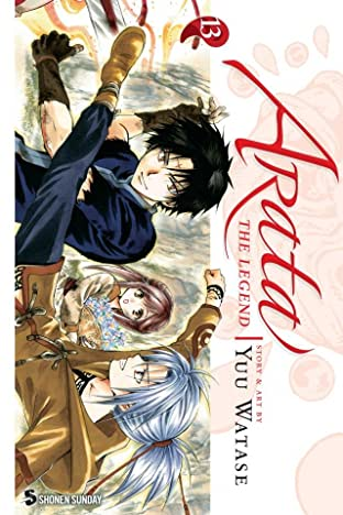 Arata: The Legend Vol. 13
