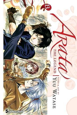 Arata: The Legend Tome 13