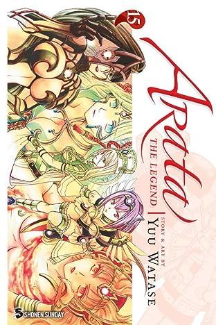 Arata: The Legend Tome 15