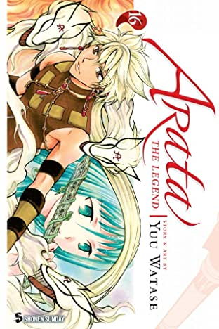 Arata: The Legend Vol. 16