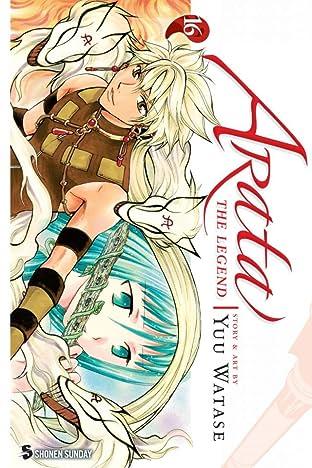 Arata: The Legend Tome 16