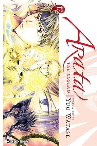 Arata: The Legend Tome 17