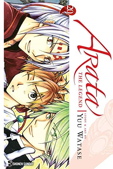 Arata: The Legend Vol. 20