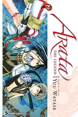 Arata: The Legend Vol. 19