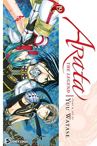 Arata: The Legend Vol. 19