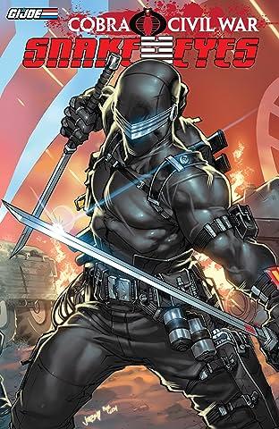 G.I Joe: Cobra Civil War - Snake Eyes Tome 1