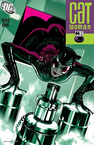 Catwoman (2002-2008) #44