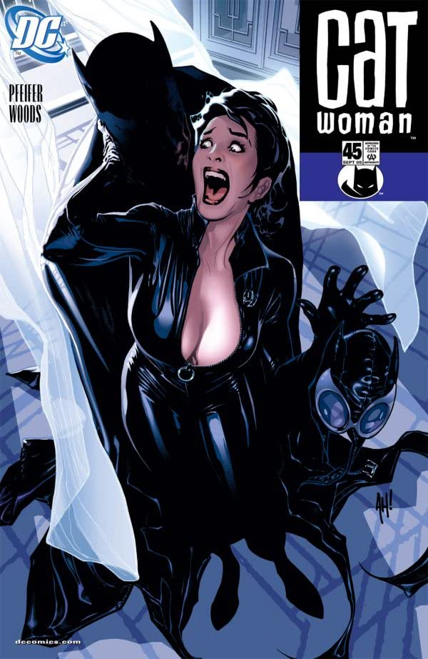Catwoman (2002-2008) #45