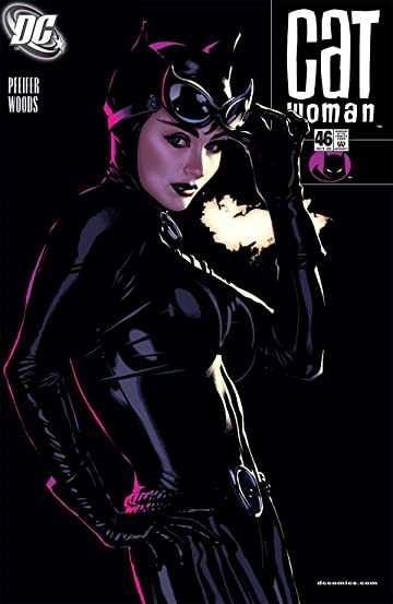 Catwoman (2002-2008) #46
