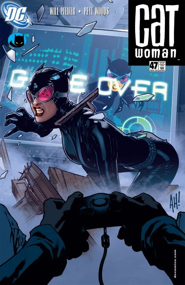 Catwoman (2002-2008) #47