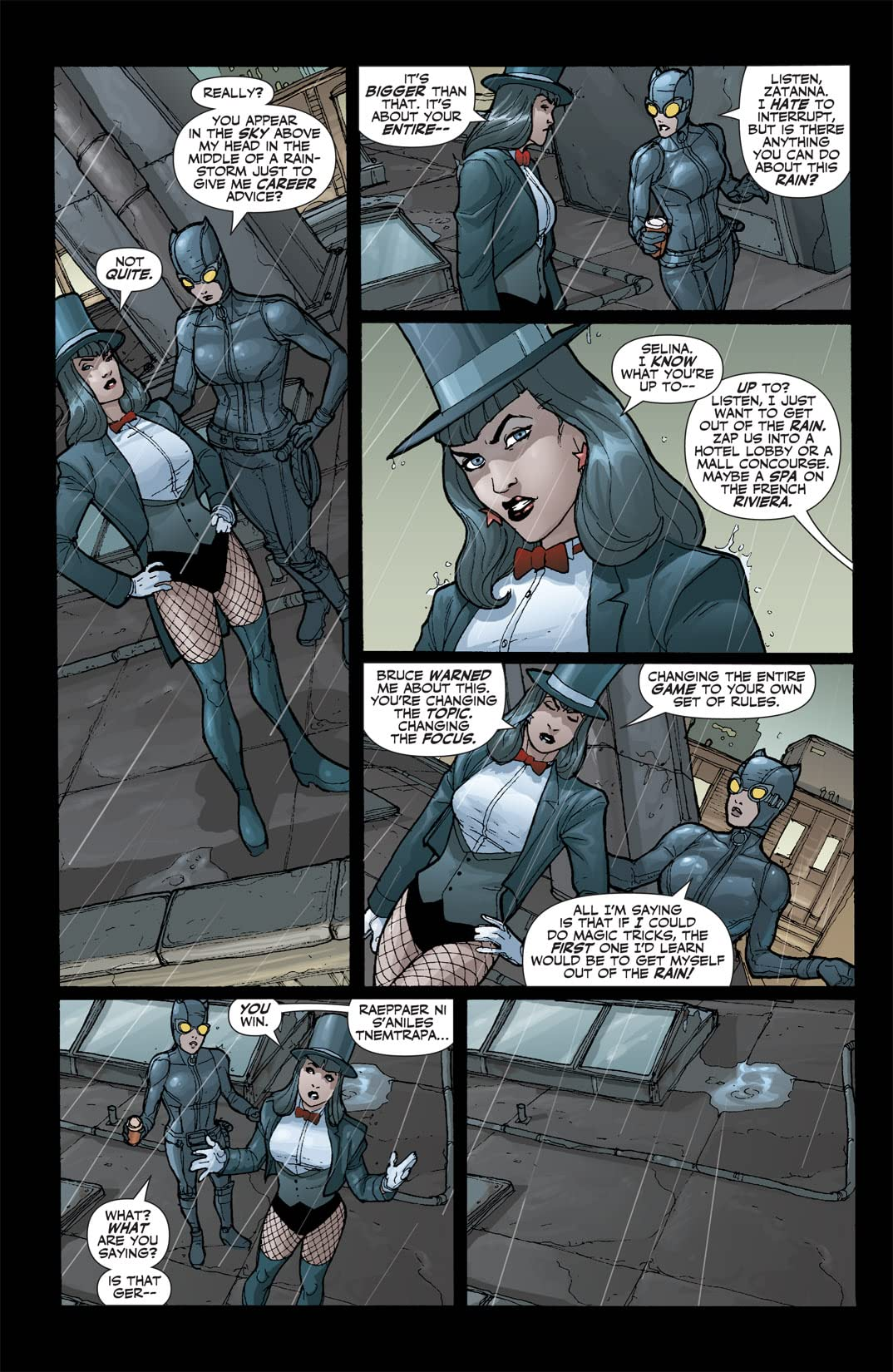 Catwoman (2002-2008) #50