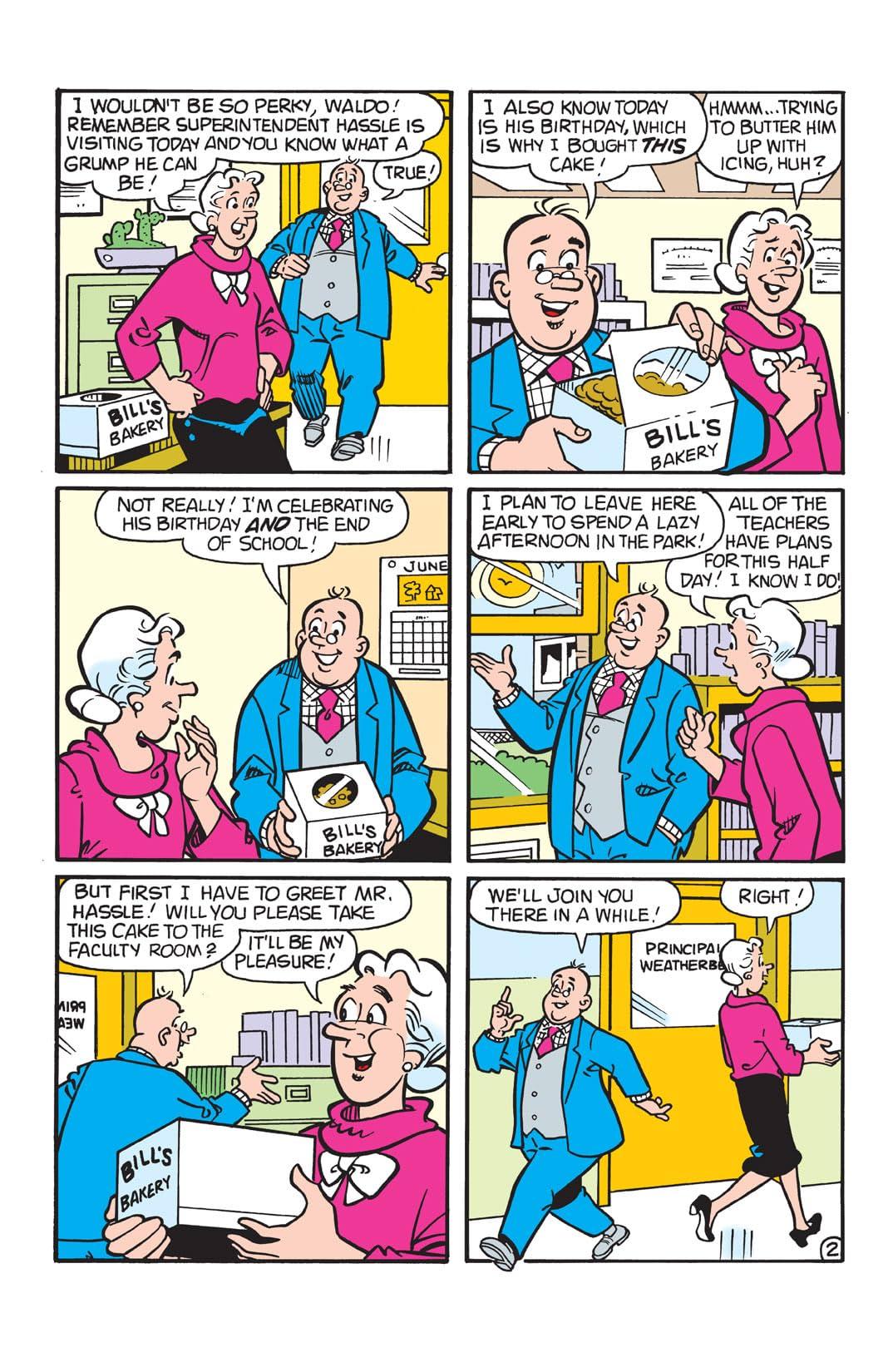 Archie #498