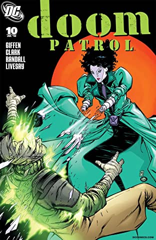 Doom Patrol (2009-2011) No.10