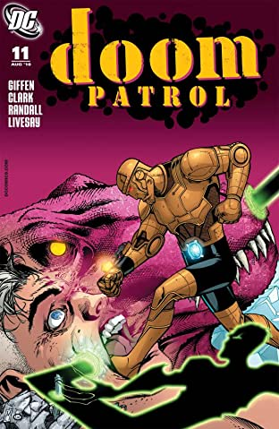 Doom Patrol (2009-2011) No.11