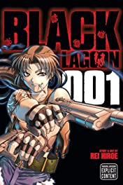 Black Lagoon Vol. 1