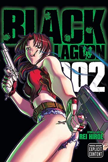 Black Lagoon Vol. 2