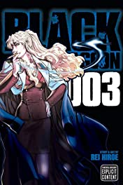 Black Lagoon Vol. 3