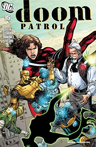 Doom Patrol (2009-2011) No.15