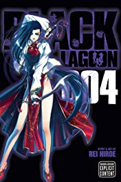 Black Lagoon Vol. 4