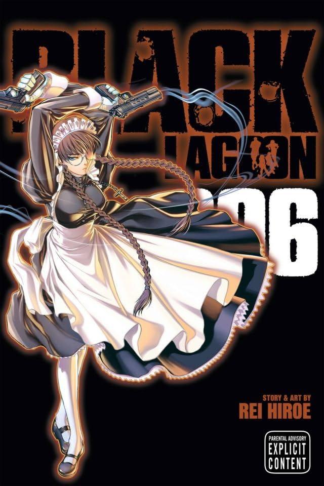 Black Lagoon Vol. 6