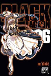 Black Lagoon Vol. 6