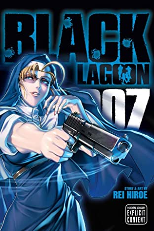Black Lagoon Vol. 7
