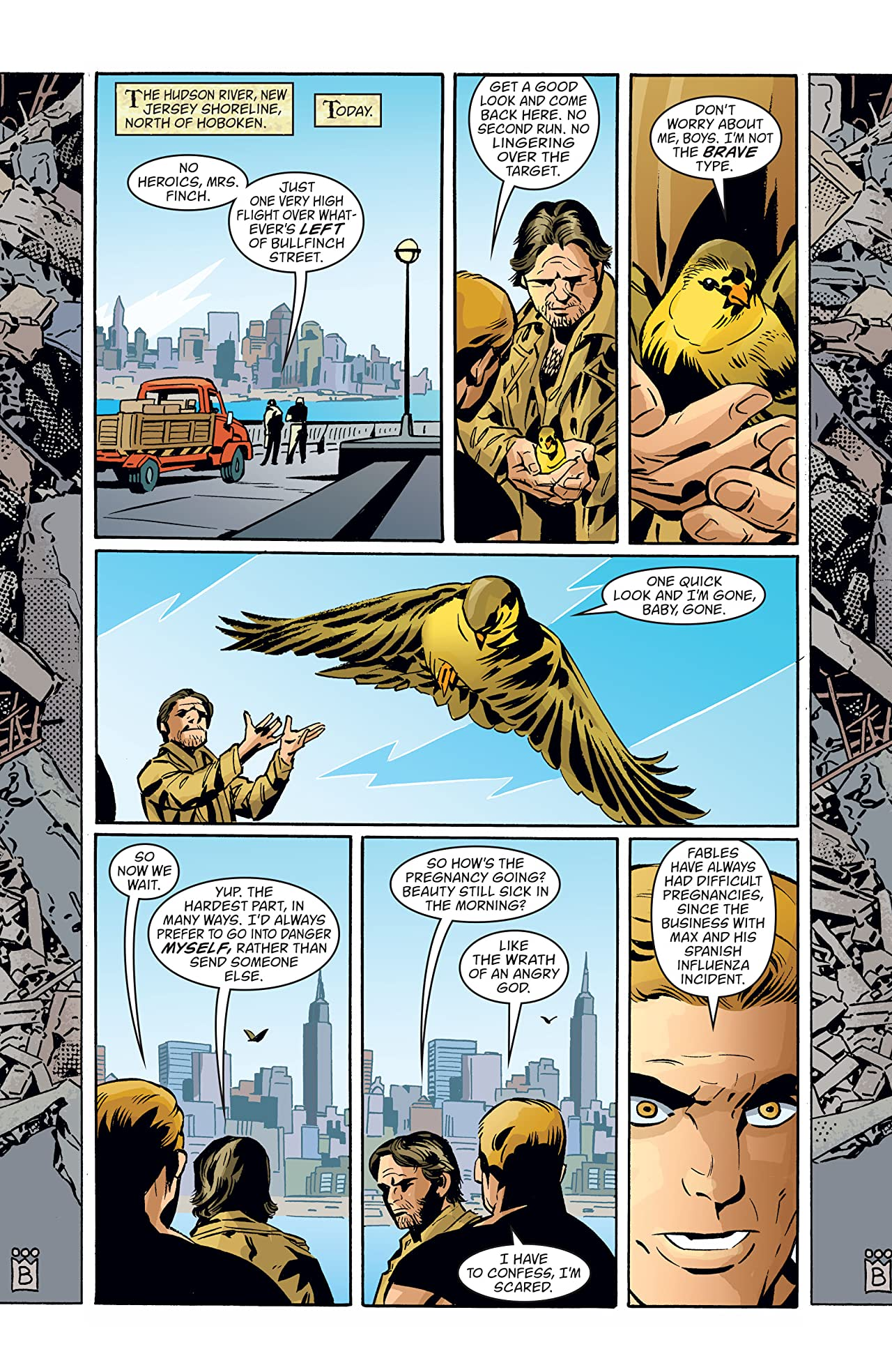 Fables #89