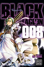 Black Lagoon Vol. 8