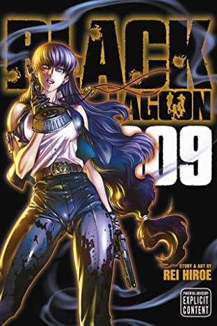 Black Lagoon Vol. 9