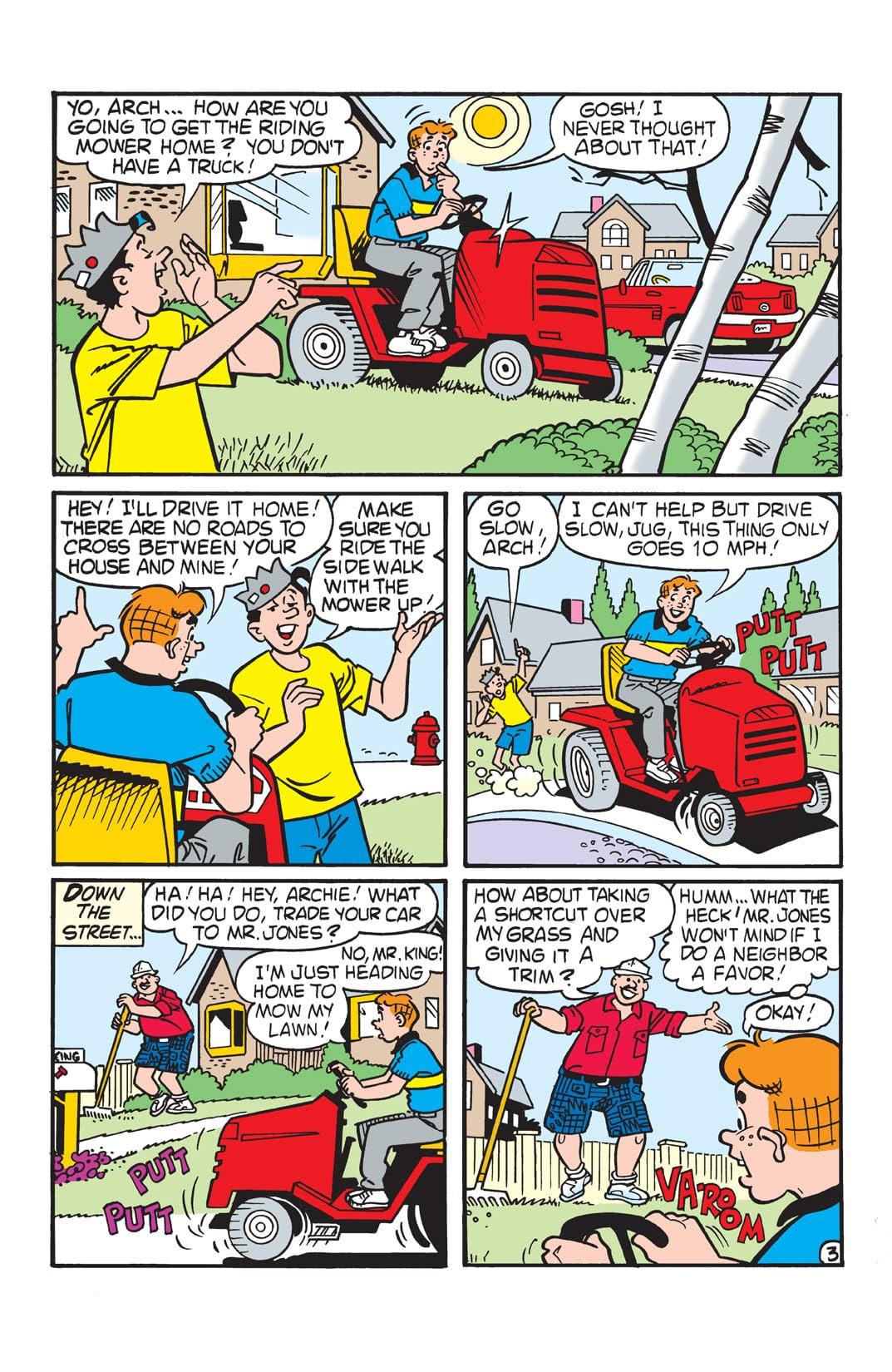Archie #499