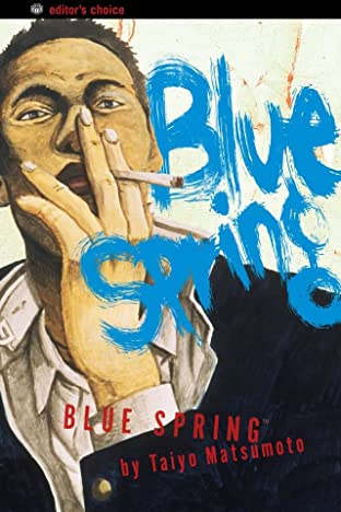 Blue Spring Tome 1