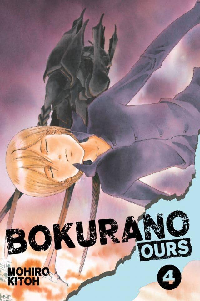 Bokurano: Ours Vol. 4