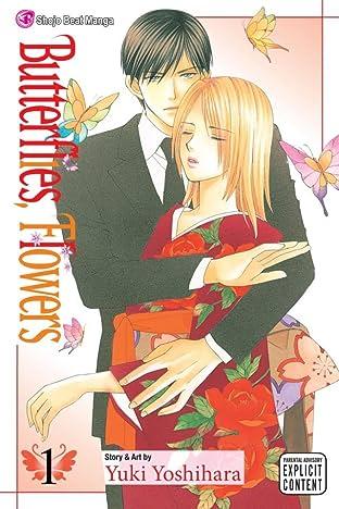 Butterflies, Flowers Vol. 1