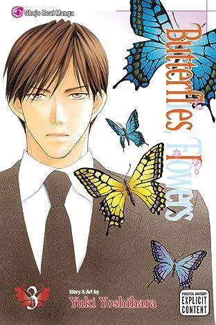 Butterflies, Flowers Vol. 3