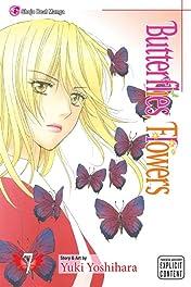 Butterflies, Flowers Vol. 7