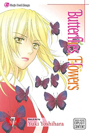 Butterflies, Flowers Vol. 7