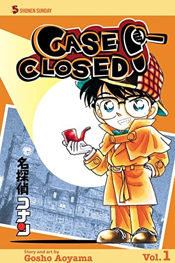Case Closed Tome 1