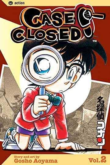 Case Closed Tome 2