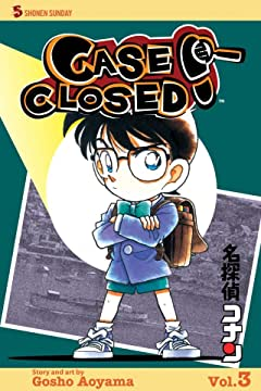 Case Closed Vol. 3